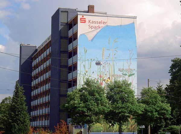 Blaues Haus Kassel