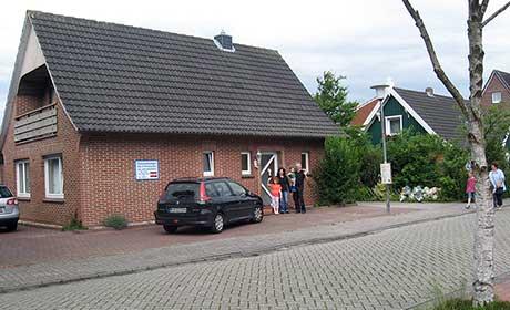 Ferienhaus Nessmersiel - Barrierefreier Urlaub an der Nordsee