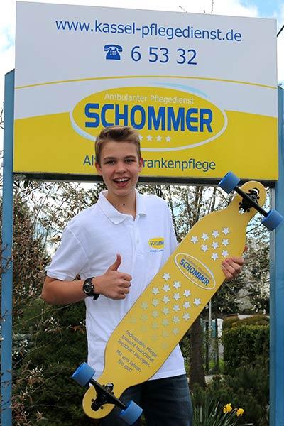 Longboard Design Schommer